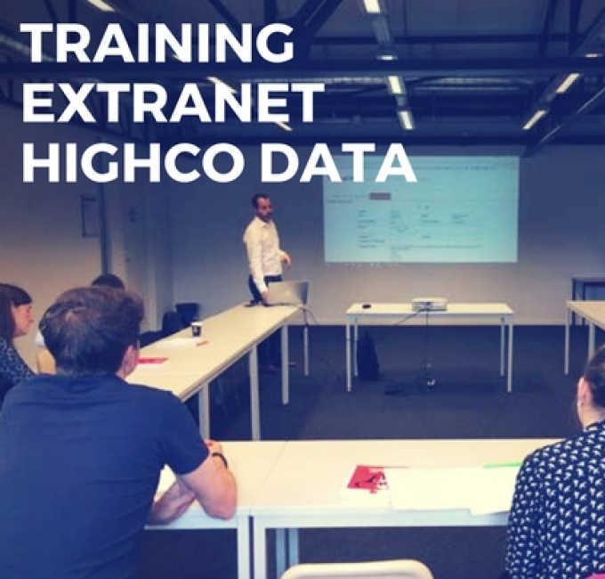 HighCo DATA organise des formations